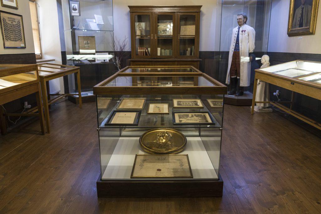 Expozice Muzea Františka Skopalíka