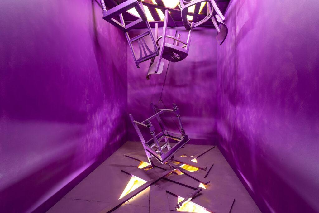 Jedna z kompozic v rámci Expozice Karla Kryla