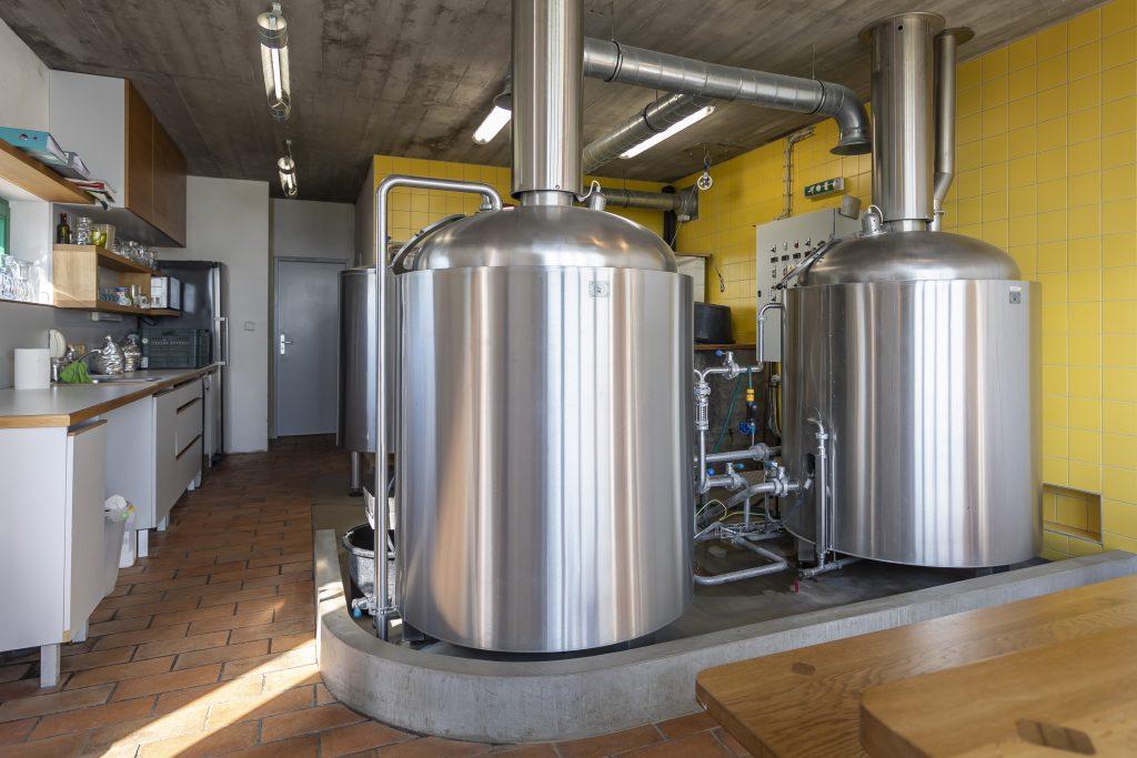 Sudy na výrobu piva