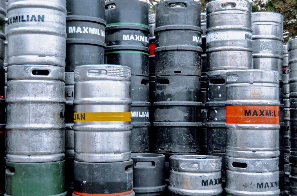 Sudy s pivem Maxmilian